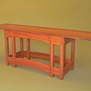 Freeman Ford serving table