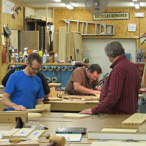 Tool tote workshop