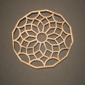 Rose Window Pattern