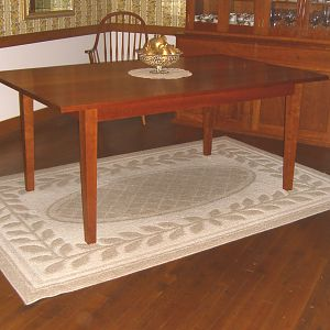 Complete Shaker Dining Room Suite