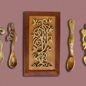 """Tree of Life"" and Spoons"