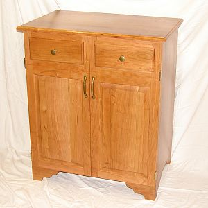 Cherry Stereo cabinet