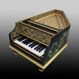 Child's Harpsichord