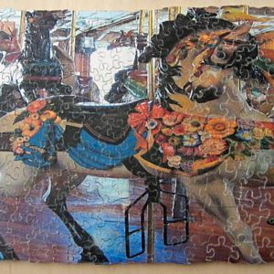 Carousel Horse Puzzle