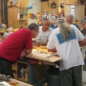 Carving Class
