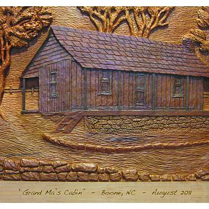 Cabin Carving