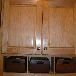 WC Cabinet