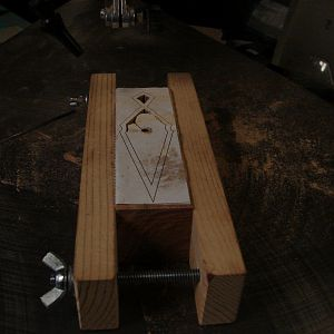 3 D ornament jig